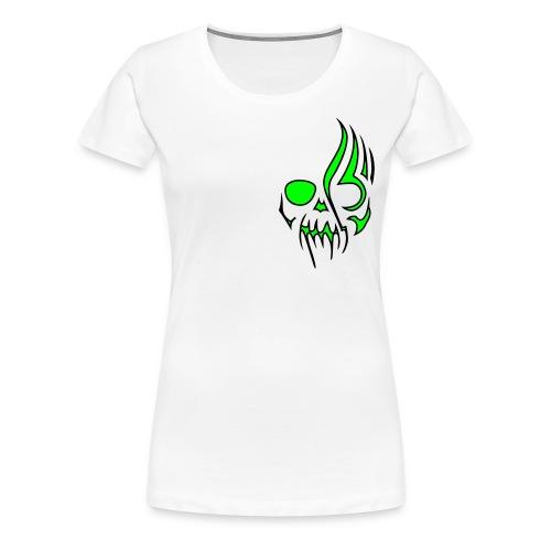 Shirt frau 2 flex - Frauen Premium T-Shirt