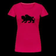 T-Shirts ~ Women's Premium T-Shirt ~ Silhouette (women's)