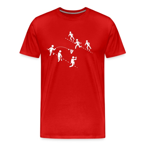 1 Sydney - Männer Premium T-Shirt