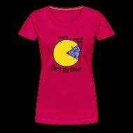 T-Shirts ~ Women's Premium T-Shirt ~ Life's Pie Chart (women's)