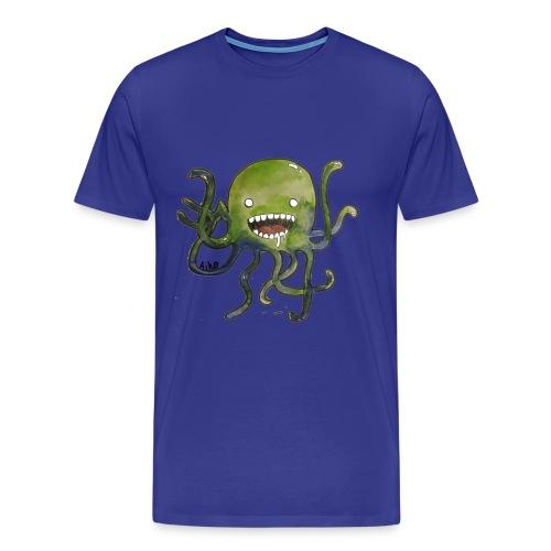 Octopoulpe - T-shirt Premium Homme