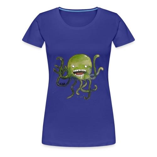 Octopoulpe - T-shirt Premium Femme