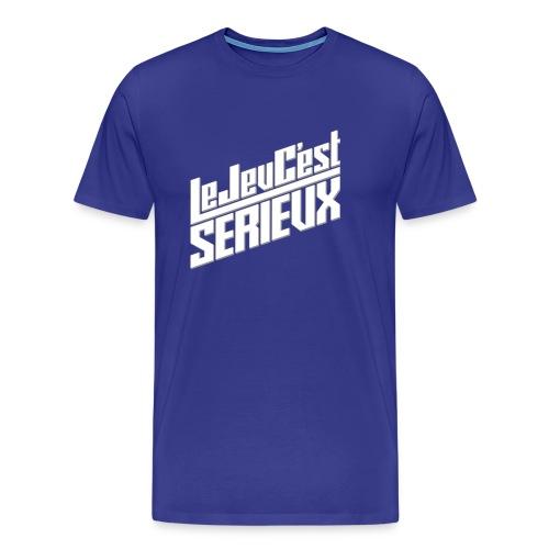Le jeu c'est sérieux - Standard homme - T-shirt Premium Homme