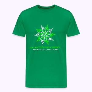Ultravison 2 side Print - Mannen Premium T-shirt