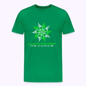 Ultravison Front Print - Mannen Premium T-shirt