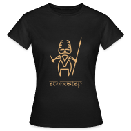 T-Shirts ~ Frauen T-Shirt ~ ETHNOSTEP T-Shirt FEMALE