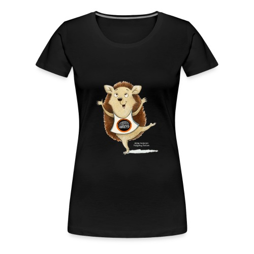 Happity Extra Large Lady - Women's Premium T-Shirt