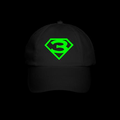 superman cap  - Baseballcap