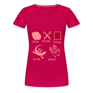 SSPES - Frauen Premium T-Shirt