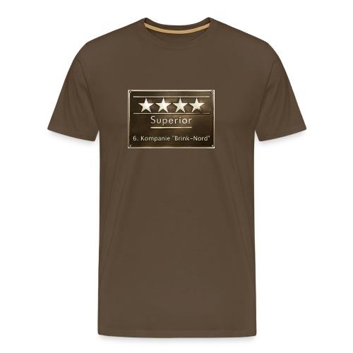 Superior Shirt - Männer Premium T-Shirt