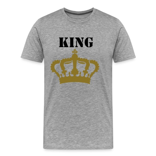 Fit for a king! - Men's Premium T-Shirt