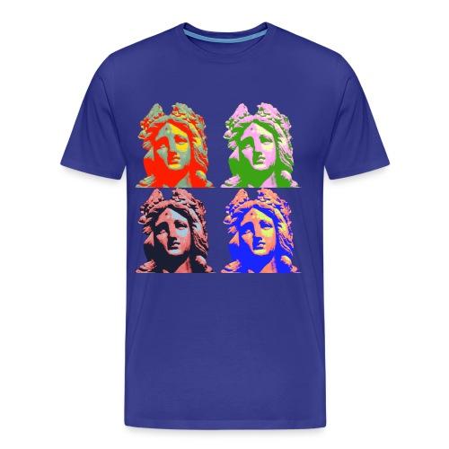 Germania Popart T-Shirt - Männer Premium T-Shirt