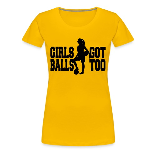 YB Girls - Frauen Premium T-Shirt