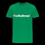 T-Shirts ~ Men's Premium T-Shirt ~ Footballmax T-Shirt Man