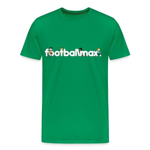 Footballmax T-Shirt Man - Men's Premium T-Shirt