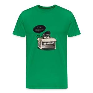 I'm Hidden - T-shirt Premium Homme