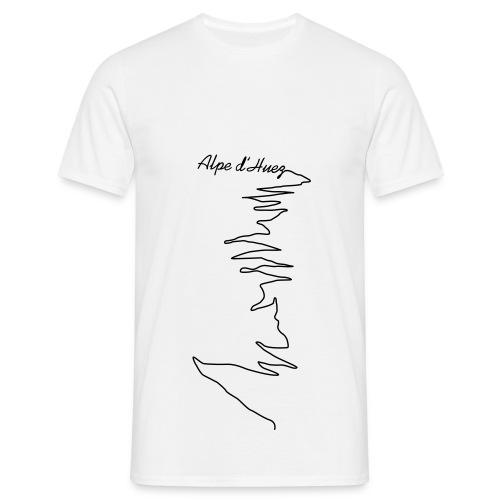 Alpe d'Huez  - Männer T-Shirt