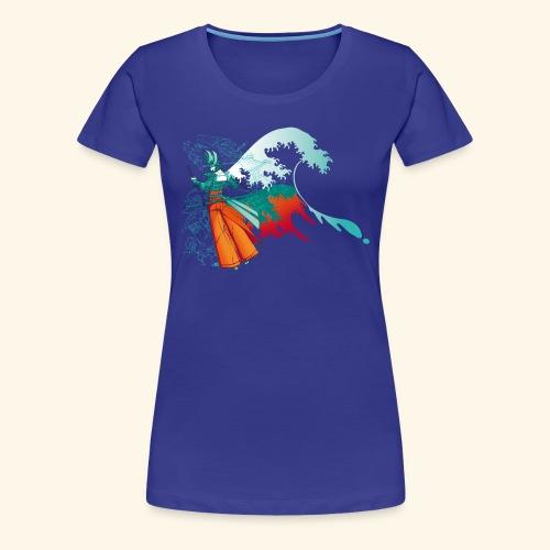 SamSama - T-shirt Premium Femme