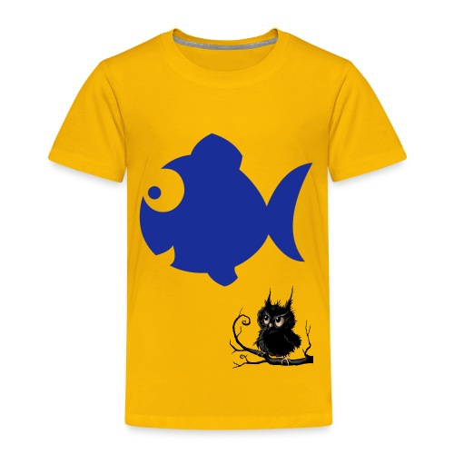 Camiseta premium niño