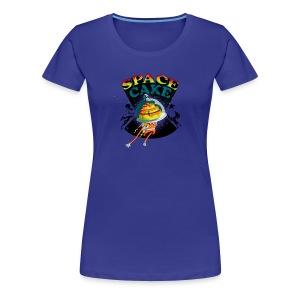 SpaceCake - T-shirt Premium Femme