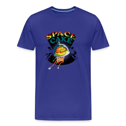 SpaceCake - T-shirt Premium Homme