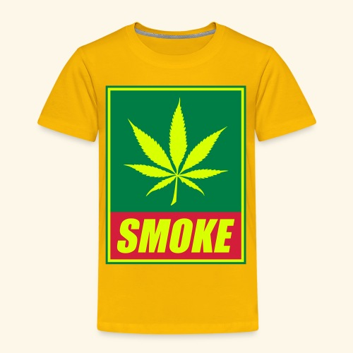 Smoke - T-shirt Premium Enfant