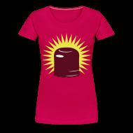 T-Shirts ~ Frauen Premium T-Shirt ~ Negerkuss