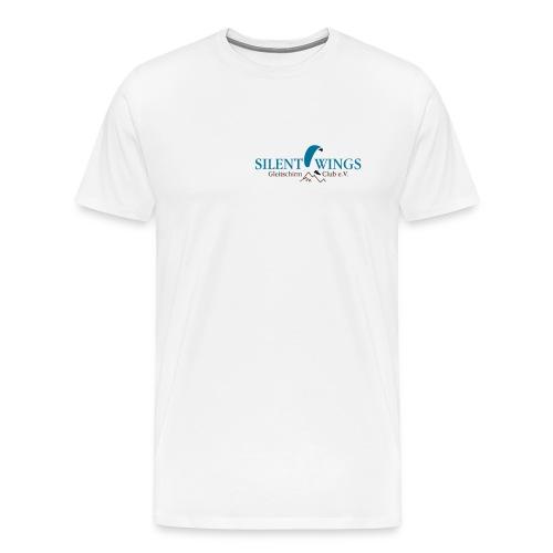 Silent WingXXXL - Männer Premium T-Shirt