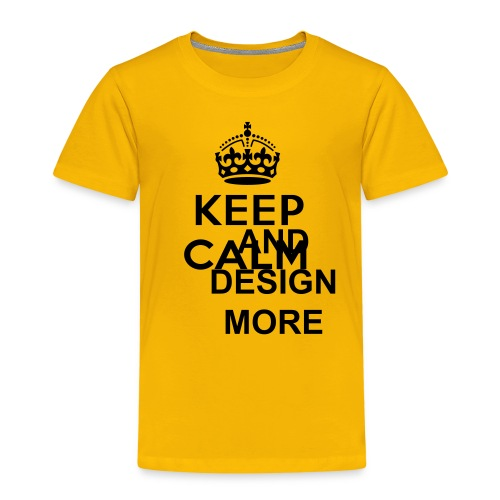 Kids KEEP CALM - Kids' Premium T-Shirt