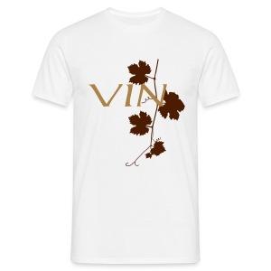 vin - Männer T-Shirt