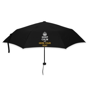 KEEP CALM AND... Write your text! - Umbrella (small)