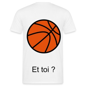 Je suis - Basket Ball - T-shirt Homme