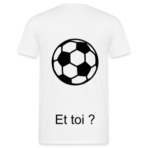 Je suis - Football - T-shirt Homme