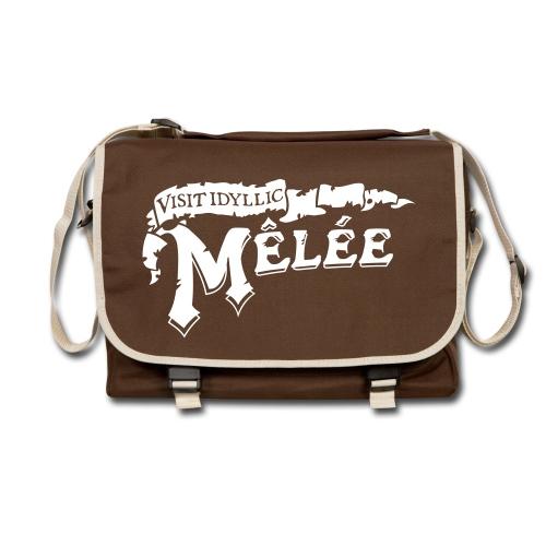 Visit Melee - Umhängetasche