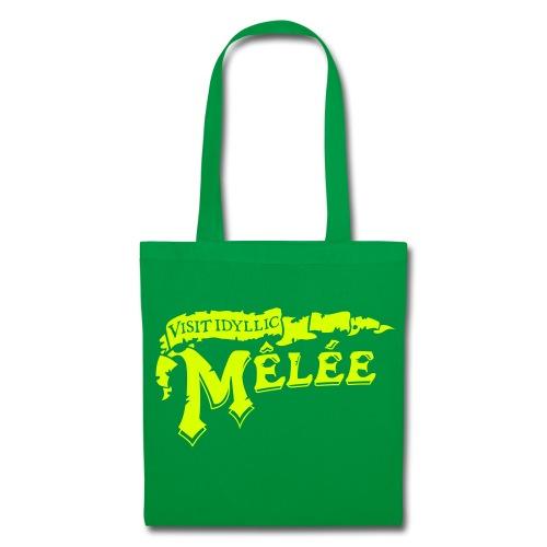 Visit Melee - Stoffbeutel