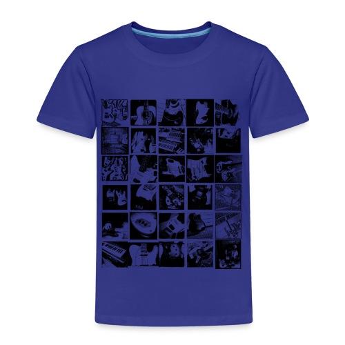 Guitarfan - Kinder Premium T-Shirt