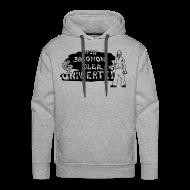 Pullover & Hoodies ~ Männer Premium Kapuzenpullover ~ Artikelnummer 10143294