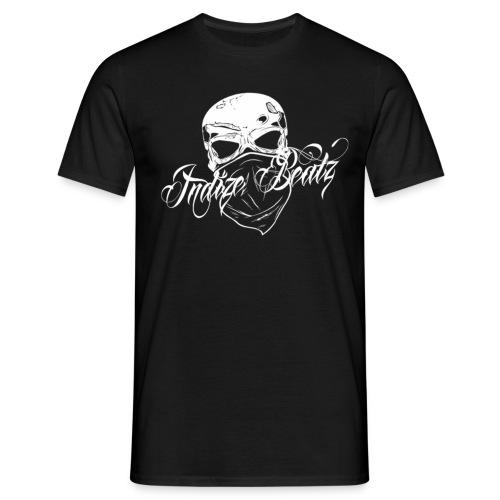 Indize Beatz (666 Entertainment) LOGO 1 - Männer T-Shirt