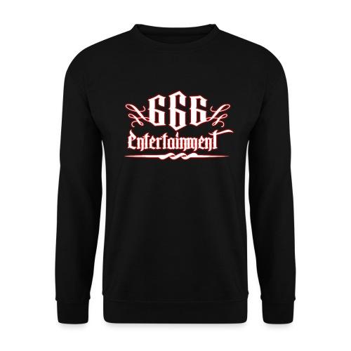 666 Entertainment Pullover  (Logo 1)  B&C Alle Größen - Männer Pullover