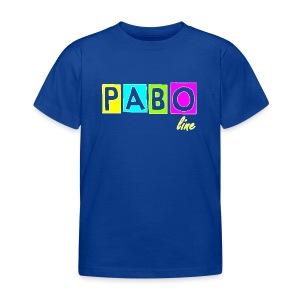 Kinder Standard T-Shirt  PABO line - Kinder T-Shirt