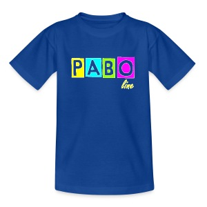 Teenager Standard T-Shirt PABO line - Teenager T-Shirt