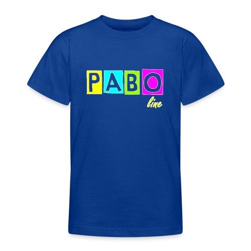Teenager Standard T-Shirt PABO line - Teenager T-Shirt