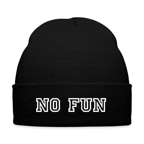 NO FUN Mütze - Winter Hat