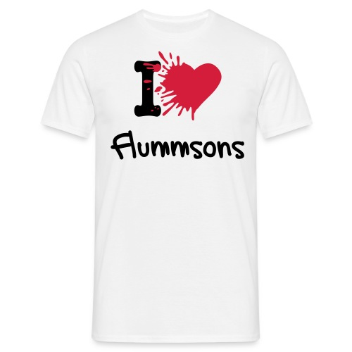 Flummsons Fan =) - T-shirt herr