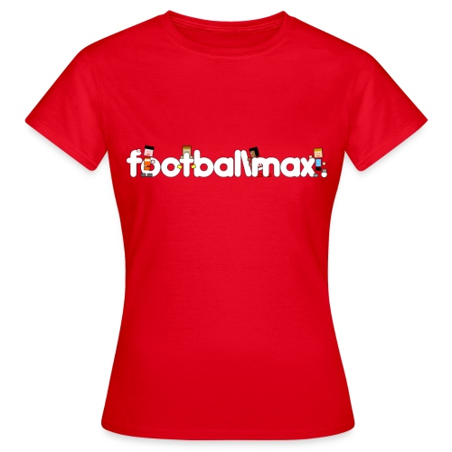Footballmax T-Shirt Woman - Women's T-Shirt