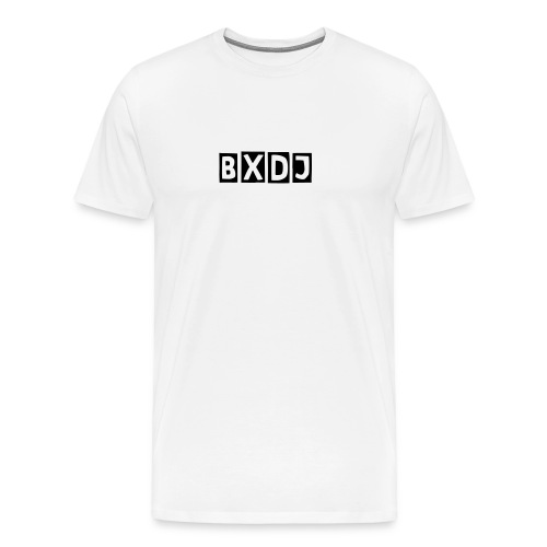 BXDJ Block Fan - Männer Premium T-Shirt