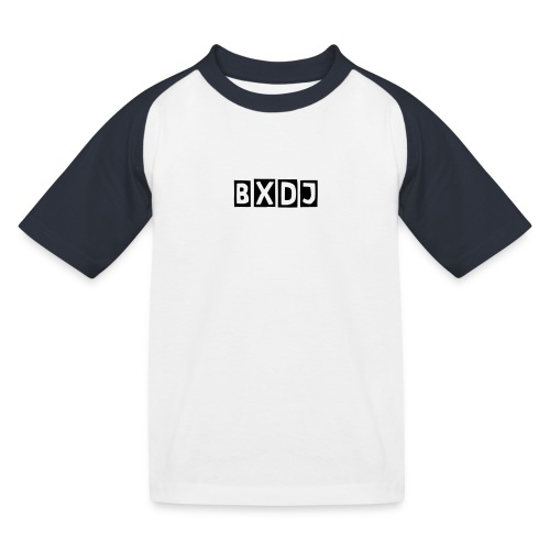 BXDJ Block Fan - Kinder Baseball T-Shirt