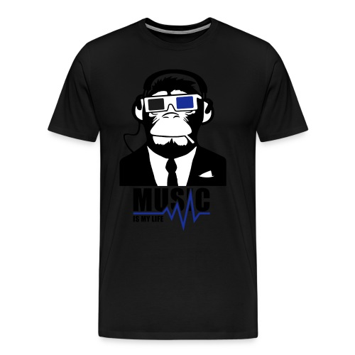 SignaGoproPL - Koszulka męska Premium