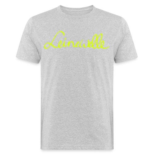 Leinewelle Drive - Männer Bio-T-Shirt