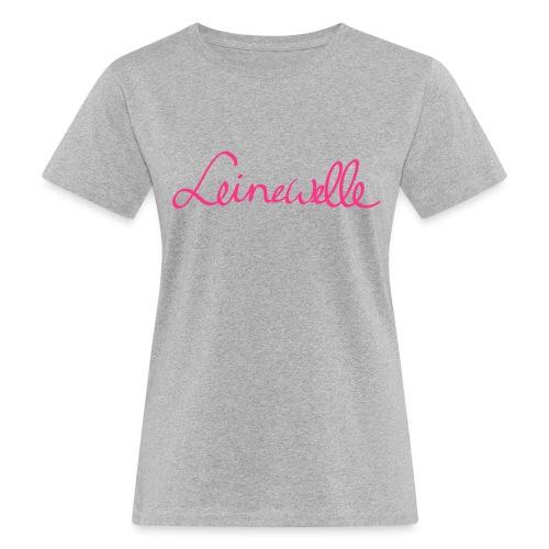 Leinewelle Drive - Frauen Bio-T-Shirt